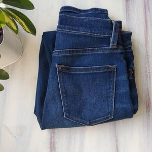 J. Crew Lookout High Rise Jeans